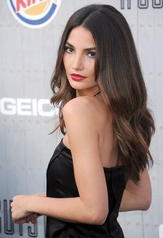 #LilyAldridge shows of her luscious locks at the Spike TV Guy's Choice Awards http://asos.to/SQgnPP