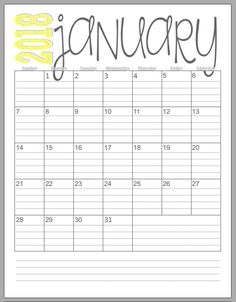 Two Months Per Page Vertical Stacked Printable Calendar  Esl