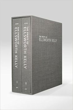 The Prints of Ellsworth Kelly: A Catalogue Raisonné: Richard H. Axsom: 9780984986422: Amazon.com: Books