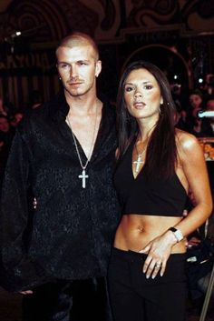 David Beckham And Victoria Beckham Most Romantic Quotes Victoria And David, David And Victoria Beckham, Victoria Beckham Style, Queen Victoria, David Beckham Family, Posh And Becks, Scared To Love, Haha, Young Celebrities