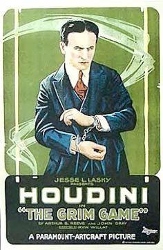 Houdini #posters