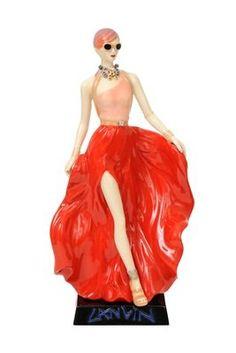 Miss Lanvin doll Lanvin, Designers, Barbie, Ballet Skirt, Dolls, Skirts, Stuff To Buy, Art, Fashion