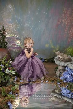 Broderick Photography | Fairy photographer
