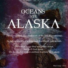 oceans ate alaska into the deep