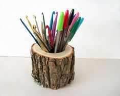 Pot et crayons (pencils holders)