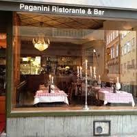 Paganini è un ristorante che fa cucina svedese nel centro Storico di Stoccolma nonostante il nome classico italiano. Trovate carne e pesce ma anche piatti vegetariani