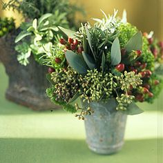 fresh flower christmas arrangements   Fabulous holiday florals-Essential tips for the floral impaired