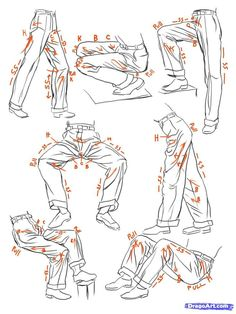 How to Sketch Anime Clothes Step by Step Anime People Anime Draw Japanese Anime Draw Manga FREE Online Drawing Tutorial Added by catlucker January 19 2013 7 47 41 pm # Drawing Reference Poses, Drawing Poses, Drawing Tips, Manga Drawing Tutorials, Drawing Ideas, Anatomy Reference, Art Du Croquis, Sketches Tutorial, Manga Tutorial