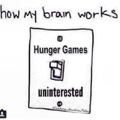 Lol haha funny pics / pictures / SO TRUE! Hunger Games Humor