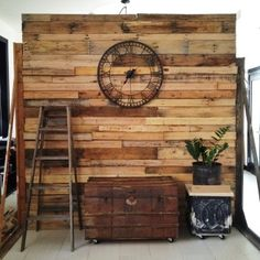 pallet room divider | inexpensive pallet room dividers