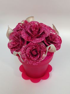 Mother's Day Fantasy Flowers made with latex #balloons - What a great long-lasting gift!