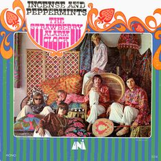 Strawberry Alarm Clock - Incense And Peppermints (Vinyl, LP, Album) at Discogs  1967