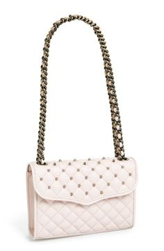 Perfect for brunch or dress-up! Rebecca Minkoff 'Mini Affair with Studs' Convertible Crossbody Bag
