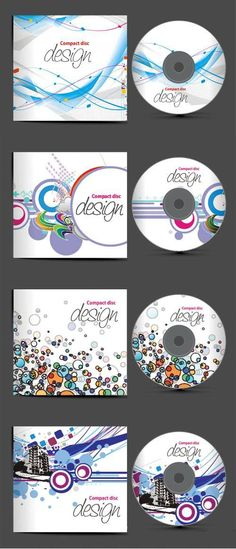CD COVER AND CD LABEL DESIGN