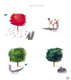 One year by nicolas-gouny-art