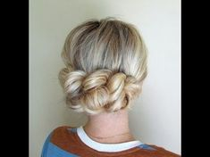 Summer Updo Tutorials for Humid Weather - Verily