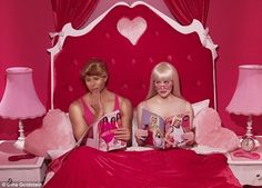 Vancouver Canada News Vancouver photographer explores the darkside of Barbie and Ken's marriage