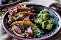 Korean Steak Tacos r