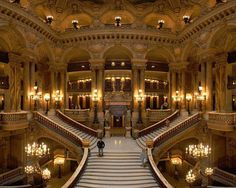 Who has not dreamt of having an after hours rendezvous in this Palace of a thousand secrets, and perhaps an encounter with the famous Phantom… of the Opera?     Join one of our Je Suis. PARIS Tours and lose yourself in its silent corridors, be amazed by its rich architecture and the abundant decor.