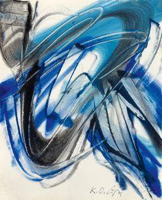 Art Informel: European Abstract Expressionism Karl Otto Götz