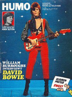 Humo, April 11, 1974, Bowie
