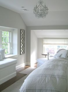 Grey Bedrooms Design, Pictures, Remodel, Decor and Ideas - page 19