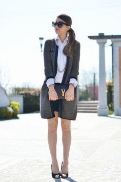 #fashion #fashionista Nicoletta SIMPLICITY - Scent of Obsession- Outfit primavera 2013 fashion blogger
