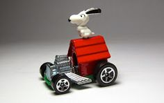 the Lamley Group: First Look: Hot Wheels Snoopy...