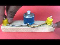 VIOLIN GENERATOR - ENGLISH - Generator from Motor! - YouTube