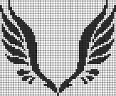 Alpha Friendship Bracelet Pattern #14023 - BraceletBook.com