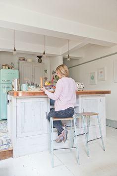 modern vintage home interior 3
