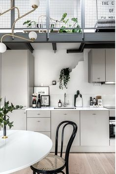 Scandinavian Kitchen Design Ideas For A Stylish Cooking #scandinaviankitchen #scandinavianhome