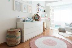 Fotos de quartos de criança modernos: quarto de bebé | homify