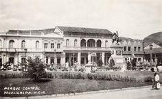 Parque Central 1949, Tegucigalpa, Honduras