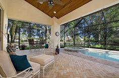 1000 Ideas About Florida Lanai On Pinterest Lanai Ideas