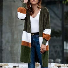 fall coats for women chic Long Sweaters For Women, Cardigan Sweaters For Women, Coats For Women, Cardigans, Women's Sweaters, Winter Sweaters, Fleece Cardigan, Fall Cardigan, Long Cardigan