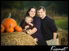Kismet Photography | Welcome to our blog: Monkeyin' around with Fall Family Portraits
