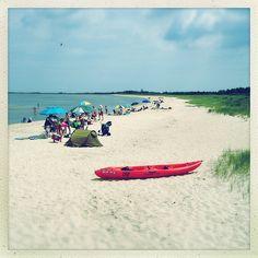 Cape Henlopen State Park Rehoboth Lewes Delaware Beach Atlantic Ocean Kayak IMG_9114 @Visit Delaware