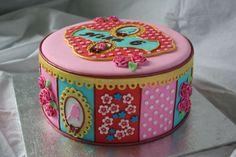 Pip studio style birthday cake