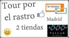 Hoy visitamos el Rastro de Madrid donde podemos comprar y encontrar piezas retro. Visitamos la tienda: La recova y Tailak  ----------ÁBREME PARA MÁS INFORMACIÓN-------------   La Recova: plaza General Vara del Rey 7  Tailak: plaza General Vara del Rey 11   NUEVO VIDEO CADA MARTES  C O R R E O: info@decoracionpatriblanco.es  B L O G: http://ift.tt/1zsCLQr   I N S T A G R A M: http://ift.tt/2caVg6X  S N A P C H A T: decopatriblanco  F A C E B O O K: http://ift.tt/2coHelc  T W I T T E R…