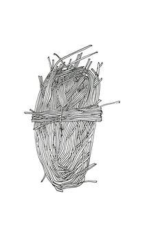 Zeichnung 123 | Ulrike Wathling