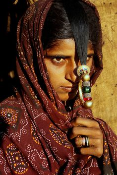 The Jat - one of the hidden tribes in Gujarat (India)