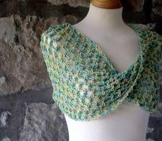 Wintage Wrap Free Crochet Pattern, Free Crochet Patterns