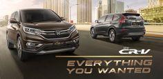 Spesifikasi Harga & Kredit Honda CR-V Balikpapan