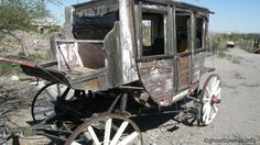 Steins Railroad Ghost Town, New Mexico