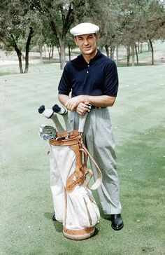 Ben Hogan, Best Dressed Golfers Photos | GOLF.com Shop for the best in Golf Push Carts and More at http://bestgolfpushcarts.net/