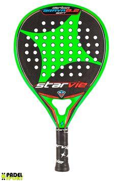 Padelracket fra Star Vie! Beste kvalitet Tennis Racket, Stars, Sterne, Star