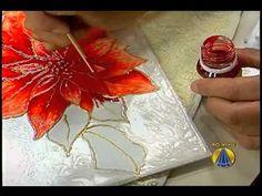 Técnica Closonê de Natal | Artesanato do Sabor de Vida - YouTube