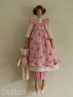 Muñeca tilda Dolls2love C/L