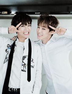 Cute    Jinmin and V